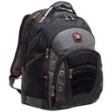 Городской рюкзак Swiss Synergy Grey с отделением для ноутбука до 17 дюймов