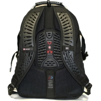 Рюкзак SWISSWIN SW9601 Black Red