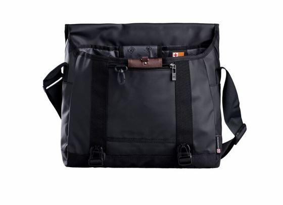 9f4f05f15a2f Мужская сумка через плечо Swisswin SW9403 с отделением для ноутбука ...