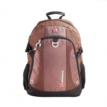 Рюкзак Swisswin SWB 011 brown