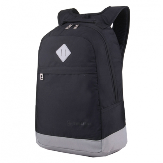 f2ff5d3e33e2 Городской рюкзак SWISSWIN swk2002 dark blue купить в интернет ...