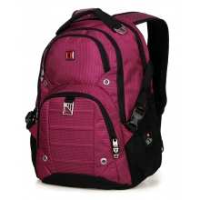 Рюкзак SWISSWIN SW9217N Pink